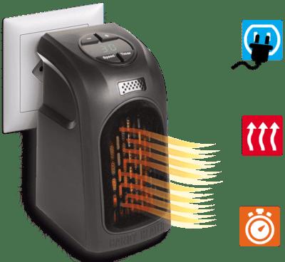 Heat Buddy Portable Heater