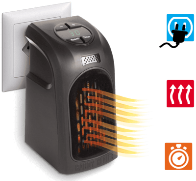 Heat Buddy Portable Heater