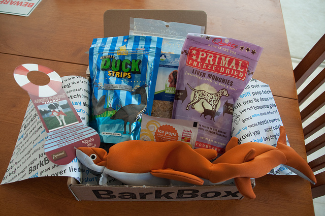 What's Inside the BarkBox